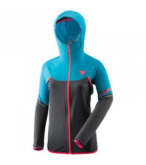 Dynafit Alpine Waterproof 2,5L Jacket W methyl blue bunda