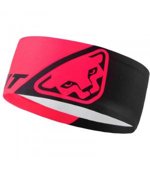 Dynafit Speed Reflective Headband fluo pink čelenka