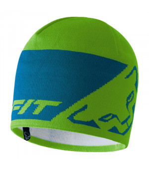 Dynafit Leopard Logo Beanie lambo green čiapka