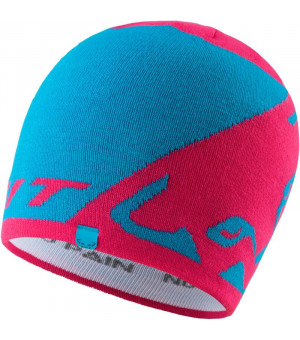 Dynafit Leopard Logo Beanie lipstick čiapka