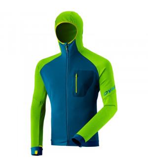 Dynafit Radical Polartec M Jacket lambo green mikina