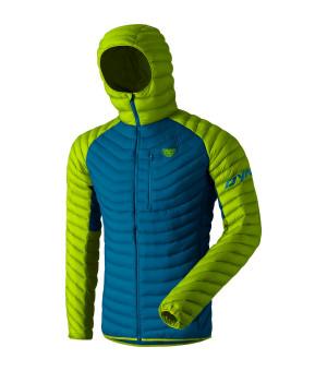 Dynafit Radical Down Hooded Jacket M lambo green bunda