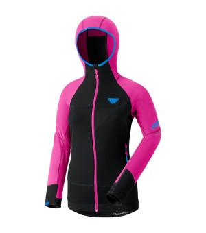 Dynafit Mezzalama Race Jacket W fluo pink bunda