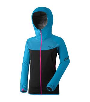 Dynafit TLT 3L Jacket W methyl blue bunda