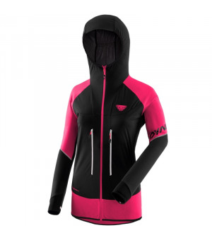 Dynafit Speed Softshell Jacket W lipstick bunda
