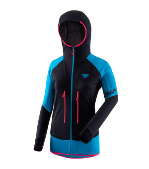 Dynafit Speed Softshell Jacket W methyl blue bunda