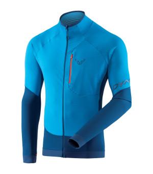 Dynafit TLT Light Thermal Jacket M methyl blue mikina
