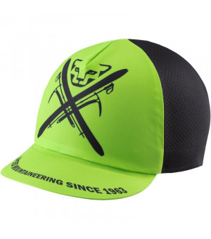 Dynafit Performance Cap lambo green/since 1963 šiltovka