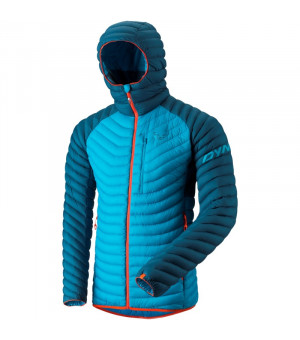 Dynafit Radical Down Hooded Jacket M poseidon bunda