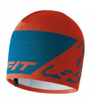 Dynafit Leopard Logo Beanie methyl blue čiapka