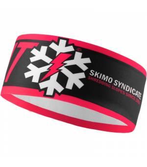 Dynafit Graphic Performance Headband fluo pink/0910 skimo čelenka