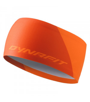 Dynafit Performance Dry Headband 2.0 fluo orange čelenka