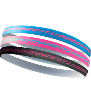 Dynafit Running Hairband fluo mix čelenka