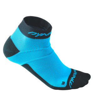 Dynafit Vertical Mesh Footie methyl blue ponožky