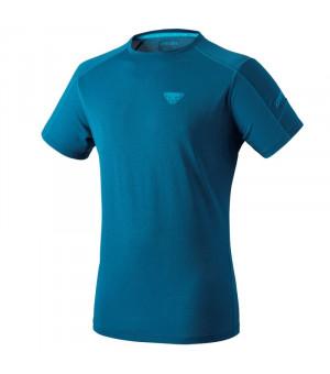 Dynafit Transalper S/S Tee M poseidon melange tričko