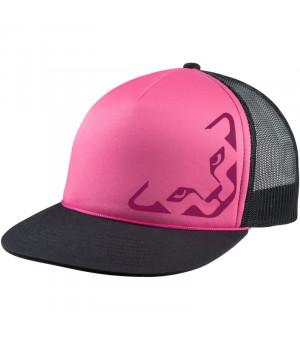 Dynafit Trucker 3 Cap fluo pink šiltovka