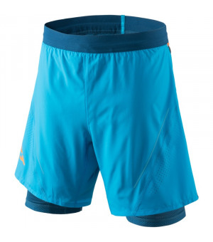 Dynafit Alpine Pro 2in1 Shorts 2.0 M methyl blue kraťasy