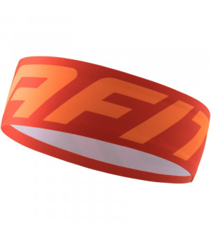 Dynafit Performance Dry Slim Headband shocking orange čelenka
