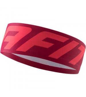 Dynafit Performance Dry Slim Headband pink fluo čelenka