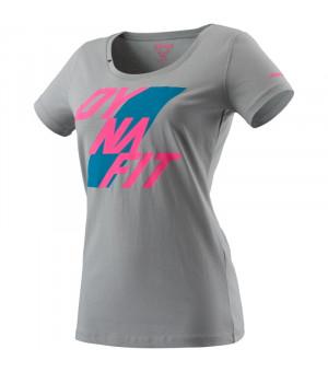 Dynafit Graphic Cotton Tee W alloy/split tričko