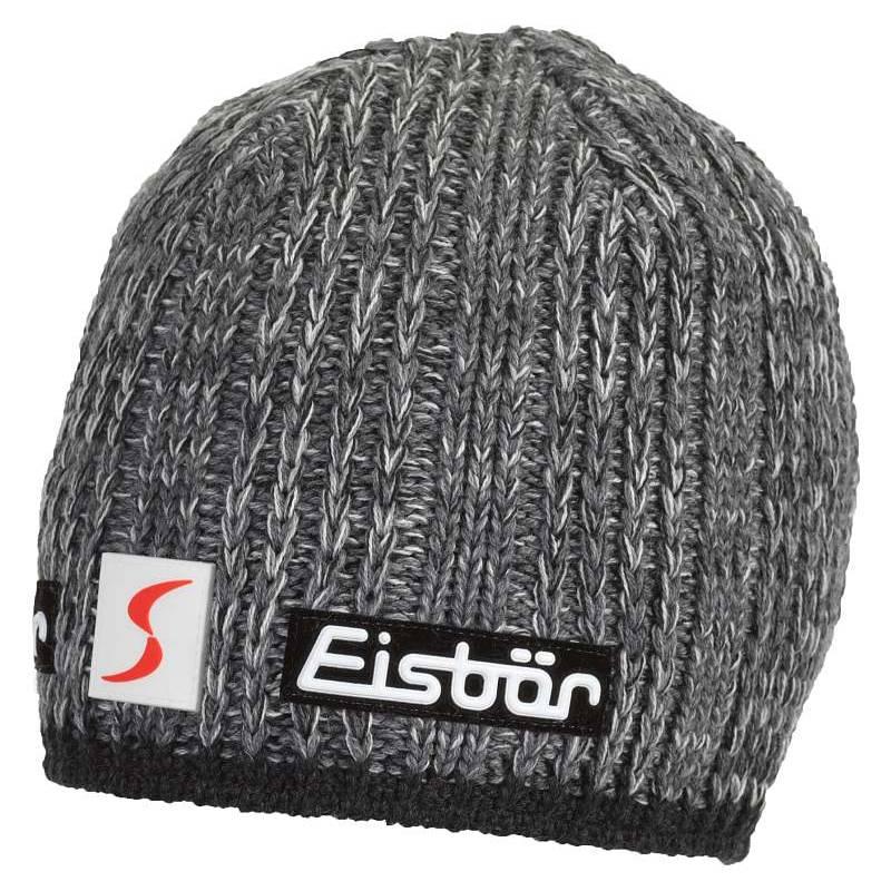 0522cc0ee Pletená zimná čiapka EISBÄR RENE MU SP sivá   Galfy.sk
