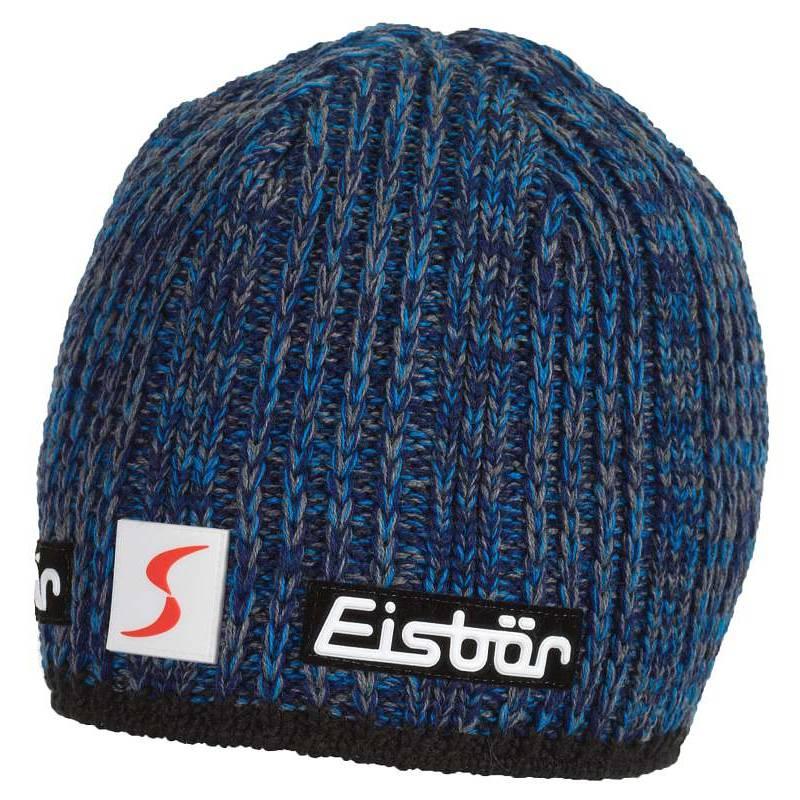 53ff23dc9 Pletená zimná čiapka EISBÄR RENE MU SP modrá   Galfy.sk