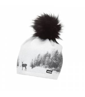 Eisbar Clearing Lux čiapka biela