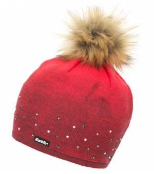 Eisbar  Dip Dye Lux Crystal Mu čiapka červená