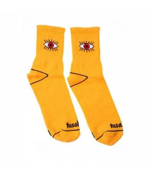 Fusakle Ja Ťa vidím ponožky žlté