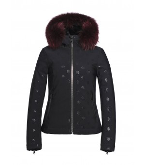 GOLDBERGH SILVIA FUR JACKET BUNDA