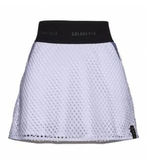 Goldbergh Clair Skirt White sukňa