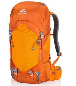 Gregory Stout 35l batoh Prairie Orange