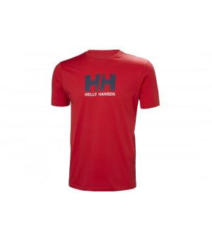 Helly Hansen Logo T-Shirt Tričko červené