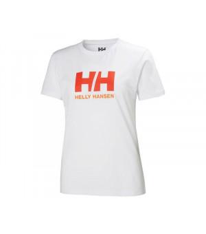 Helly Hansen Logo T-Shirt W Tričko biele