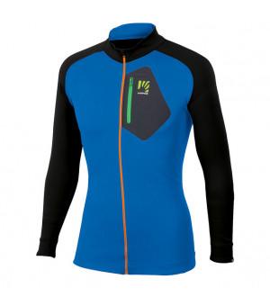 Karpos Roccia Zip bluette/black tričko