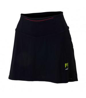 Karpos Lavaredo W black/pink fluo sukňa