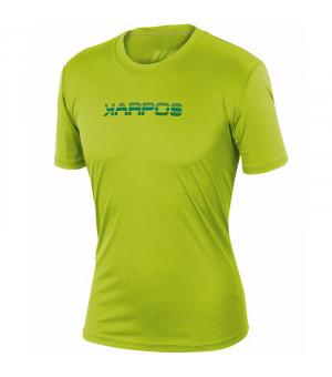 Karpos Loma green tričko