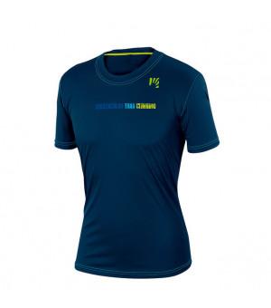 Karpos Profili insignia blue tričko