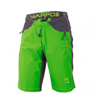 Karpos Rock apple green/dark grey