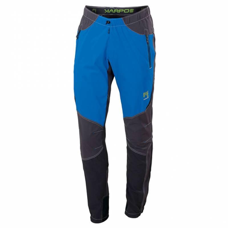 de4dc29b1695 Pánske outdoorové nohavice Karpos Rock bluette lead grey