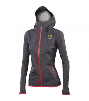 Karpos Cima W Jacket dark grey bunda