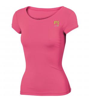Karpos Loma Jersey W pink fluo tričko