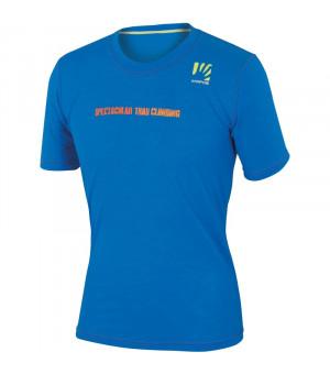 Karpos Profili M Jersey bluette/mandarin tričko