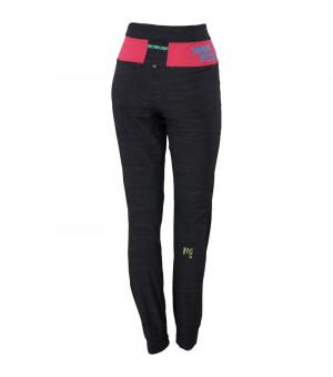 Karpos Futura W Pant black/raspberry nohavice