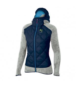 Karpos Marmarole W Jacket insignia blue/white bunda