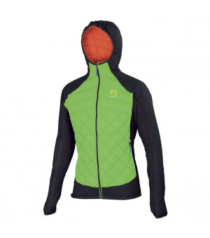 Karpos Lastei Active Plus M Jacket apple green/black bunda
