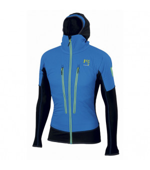 Karpos Alagna Plus M  Jacket bluette/black bunda