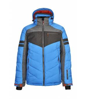 Killtec Grecko Jacket Blue/Anthracite/Grey bunda