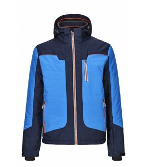 Killtec Blaer Hybrid Jacket Sky-Blue bunda