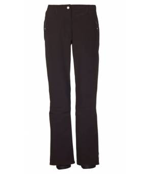 Killtec Jilia Softshell Pants W Black nohavice
